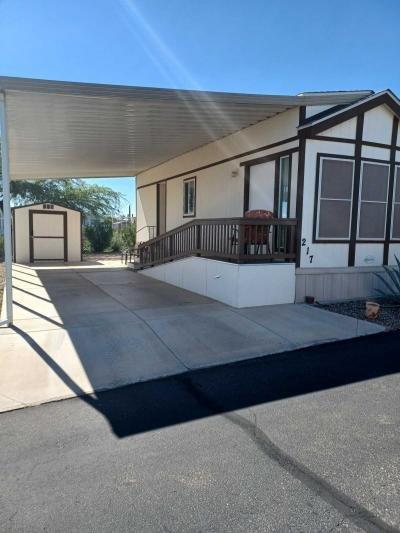 Mobile Home at 17065 E Peak Lane #217 Picacho, AZ 85141