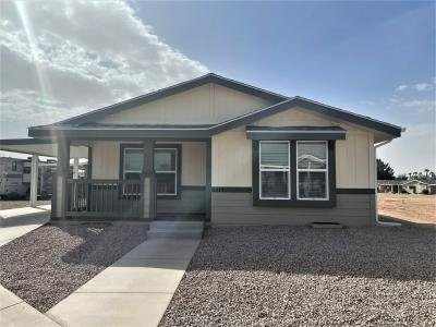 Mobile Home at 1110 North Henness Rd. #2313 Casa Grande, AZ 85122