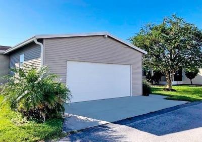Mobile Home at 3029 Lemon Terrace Dr. Wimauma, FL 33598