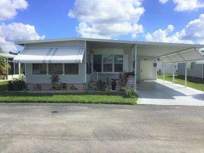 Mobile Home at 14242 Logan Street Hudson, FL 34667