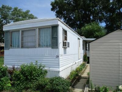 Mobile Home at 4303 75th Street #39 Kenosha, WI 53142