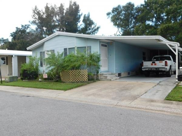 1992 Jacobsen Mobile Home For Sale