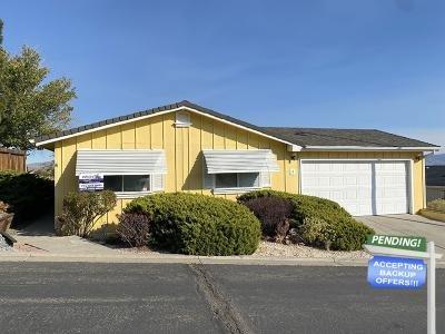 Mobile Home at 14 Chianti Way Reno, NV 89512