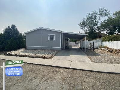 Mobile Home at 19 Cabernet Pkwy Reno, NV 89512