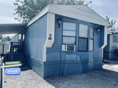 Mobile Home at 3250 Airport Rd #9 Carson City, NV 89706