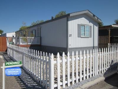 Mobile Home at 27 Laine Way Fernley, NV 89408