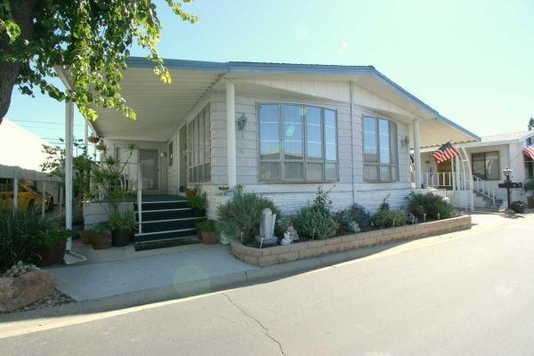 1977 Silvercrest Mobile Home For Sale
