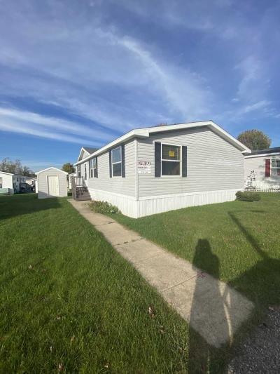 Mobile Home at 8347 Whitehorn Lane Fenton, MI 48430