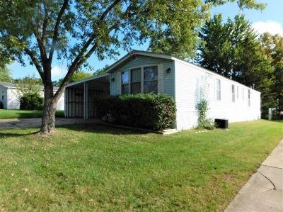 Mobile Home at 1961 Stafford St Milford, MI 48381