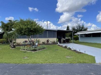 Mobile Home at 8619 Crown Drive, #266 Boynton Beach, FL 33436