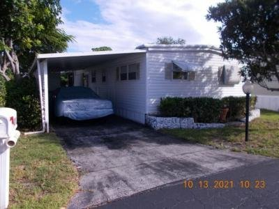 Mobile Home at 4401 NW 68th St. D12 Coconut Creek, FL 33073