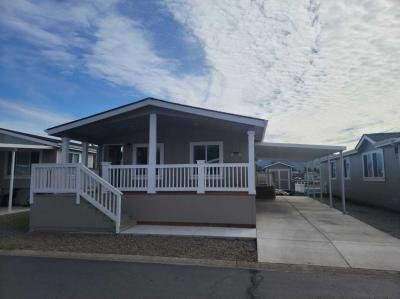 Mobile Home at 3555 S. Pacific Hwy, Lot 205 Medford, OR 97501