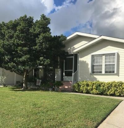 Mobile Home at 421 Arrowood St West Melbourne, FL 32904