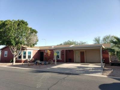 Mobile Home at 3700 S. Ironwood Drive, Lot 2 Apache Junction, AZ 85120