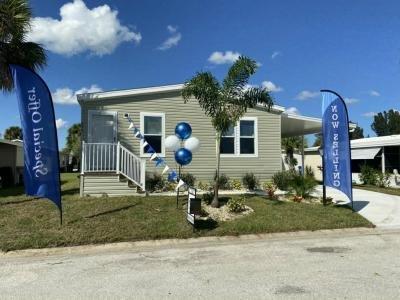 Mobile Home at 7300 20th Street #629 Vero Beach, FL 32966