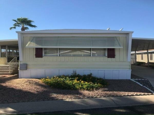 1974 United Mobile Home For Sale