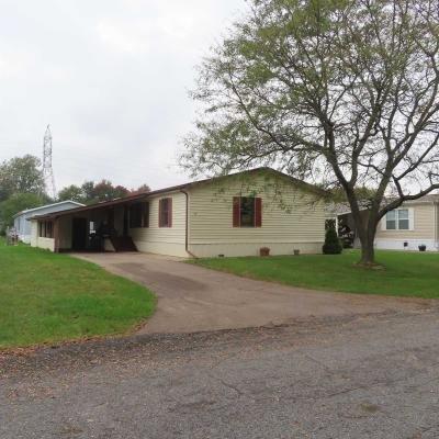 Mobile Home at 7190 Oakbrook Crl. Portage, MI 49002