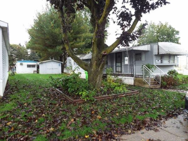 1973 Park Estate Mobile Home For Sale