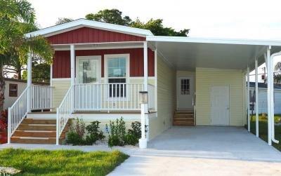 Mobile Home at 1455 90th Avenue Lot 16 Vero Beach, FL 32966
