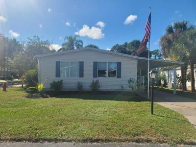 Mobile Home at 427 Victoria Dr Port Orange, FL 32129