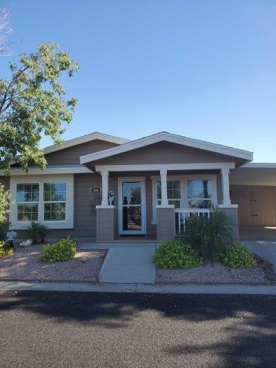 Mobile Home at 8500 E Southern Ave #333 Mesa, AZ 85209