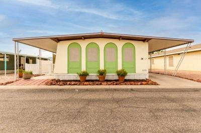 Mobile Home at 2401 W Southern Ave #34 Tempe, AZ 85282