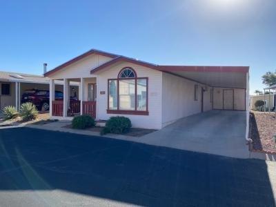Mobile Home at 8401 S. Kolb Rd #232 Tucson, AZ 85756