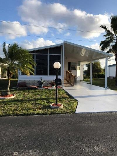 Mobile Home at 3554 Long Iron Crt, #192 North Fort Myers, FL 33917