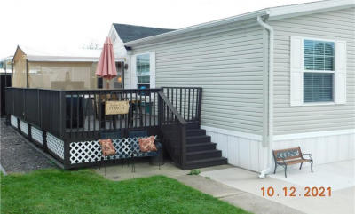 Mobile Home at 1409 Squire Rd Streetsboro, OH 44241