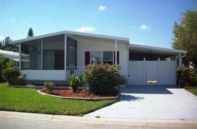 Mobile Home at 7300 20th St #620 Vero Beach, FL 32966