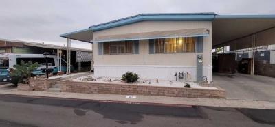 Mobile Home at 8701 Mesa Road Santee, CA 92071