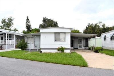 Mobile Home at 844 Sabal Palm Dr. Casselberry, FL 32707