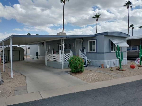 1973 Argus Mobile Home For Sale