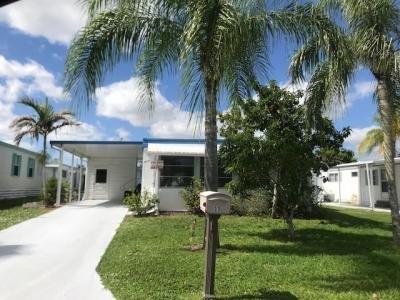 Mobile Home at 11 Espanola Ln Port Saint Lucie, FL 34952
