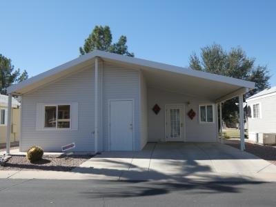 Mobile Home at 1110 North Henness Rd. #1831 Casa Grande, AZ 85122