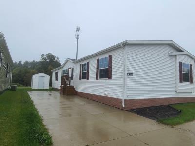 Mobile Home at 9686 Townsquare Blvd. Fenton, MI 48430