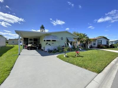 Mobile Home at 2454 Lakes Of Melbourne Drive Melbourne, FL 32904