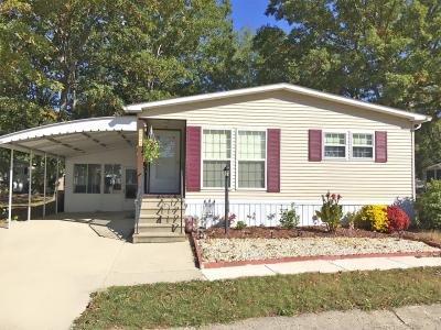 Mobile Home at 1616 Pennsylvania Ave. #292 Vineland, NJ 08361