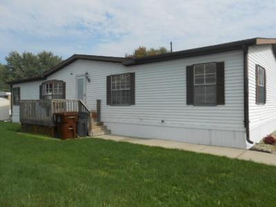 Mobile Home at 2265 W Parks Rd Saint Johns, MI 48879