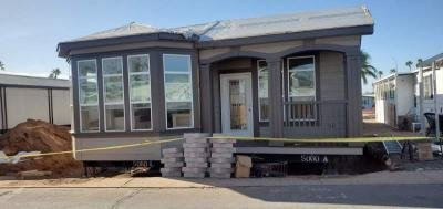 Mobile Home at 3300 E. Broadway Rd. #237 Mesa, AZ 85204