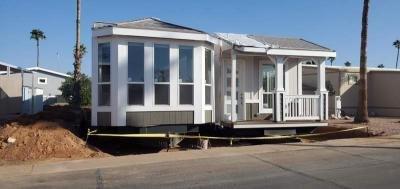Mobile Home at 3300 E. Broadway Rd. #255 Mesa, AZ 85204