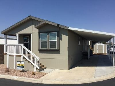 Mobile Home at 13393 Mariposa Road #103 Victorville, CA 92395