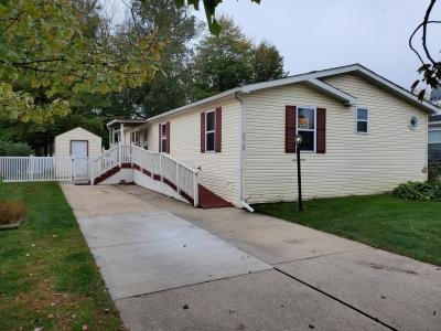 Mobile Home at 39199 Cherokee Dr Romulus, MI 48174
