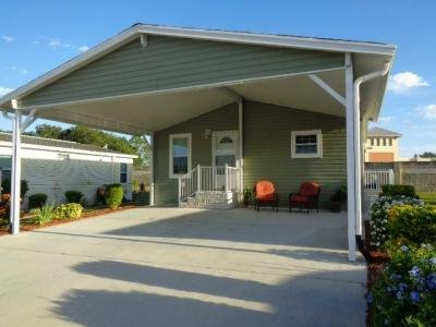 Mobile Home at 803 Lakeshore Dr. Wildwood, FL 34785