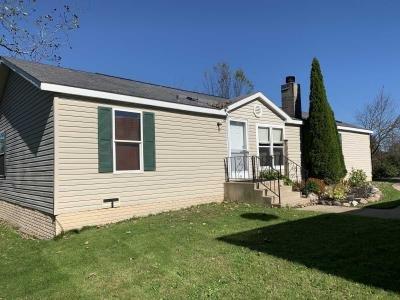 Mobile Home at 1680 Glenbro Court Grass Lake, MI 49240