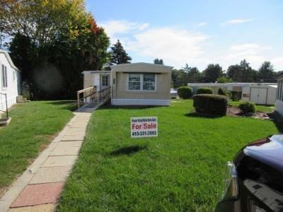 Mobile Home at 29 Harmony Home Village Chicopee, MA 01020