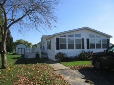 Mobile Home at 4310 Dogwood Blvd Clarkston, MI 48348