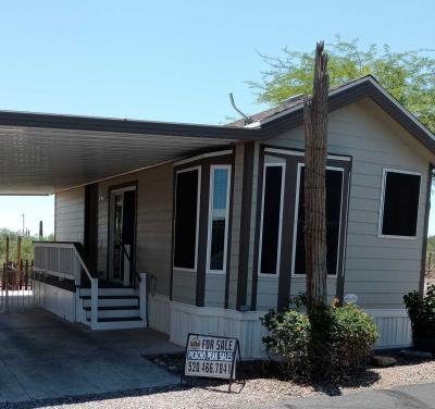 Mobile Home at 17065 E Peak Lane #176 Red Rock, AZ 85145