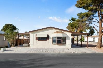 Mobile Home at 6420 E. Tropicana Ave #124 Las Vegas, NV 89122