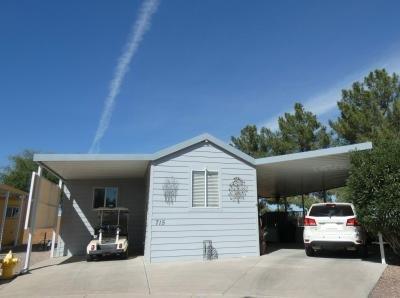 Mobile Home at 1110 North Henness Rd. #715 Casa Grande, AZ 85122